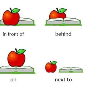 learn preposition