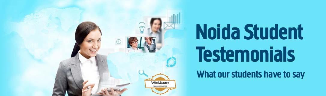 Noida WizMantra Students Reviews and feedback
