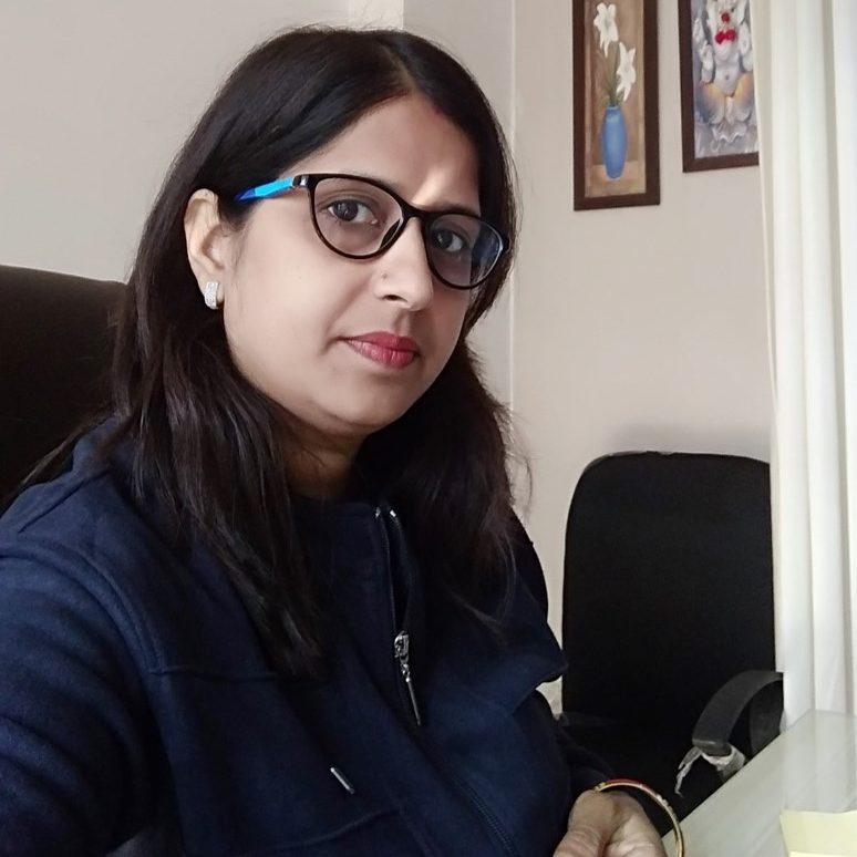 Swati Shukla- Founder